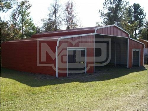 Durable Metal Barn prices in North Carolina