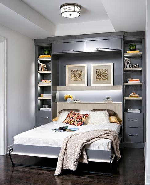 Murphy Beds - Wall Beds -Smart Space Savers