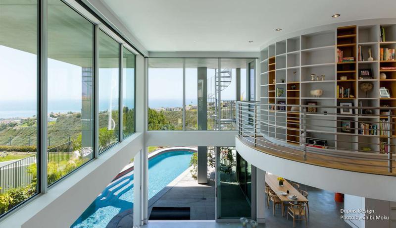 Dupuis Design   Open & Reflective Space   San Clemente, CA