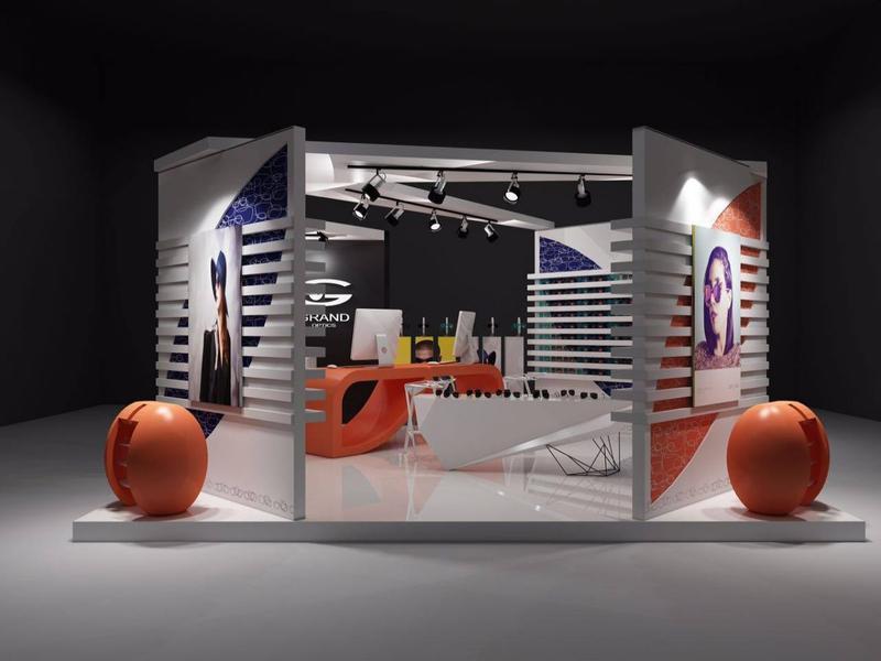 Exhibition Stand Design Companies in Dubai