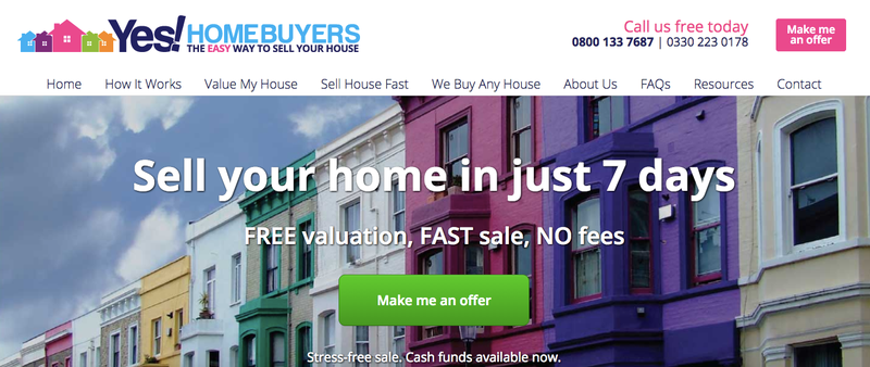 Selling your home in 7 days