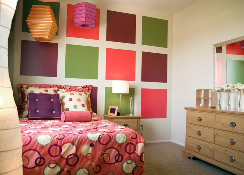 Wall Treatment For Rooms - Living, Bedroom, Dining, Guest Room