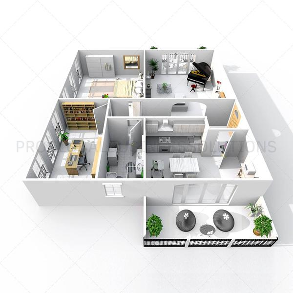 Affordable floor plan design services
