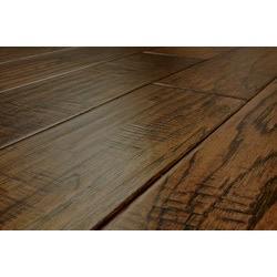 "Jasper Engineered Hardwood - Handscraped Collection Hickory - Charlotte / 5"" / 1/2"" / Random Length"