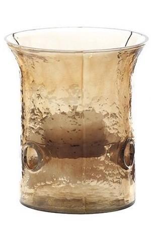 Lustre Glass Candle Holder- Sale/Closeout | Brava Home Decor