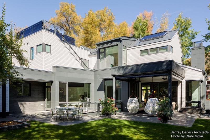 Jeffrey Berkus Architects  |  Seamless Transition  |  Aspen, CO