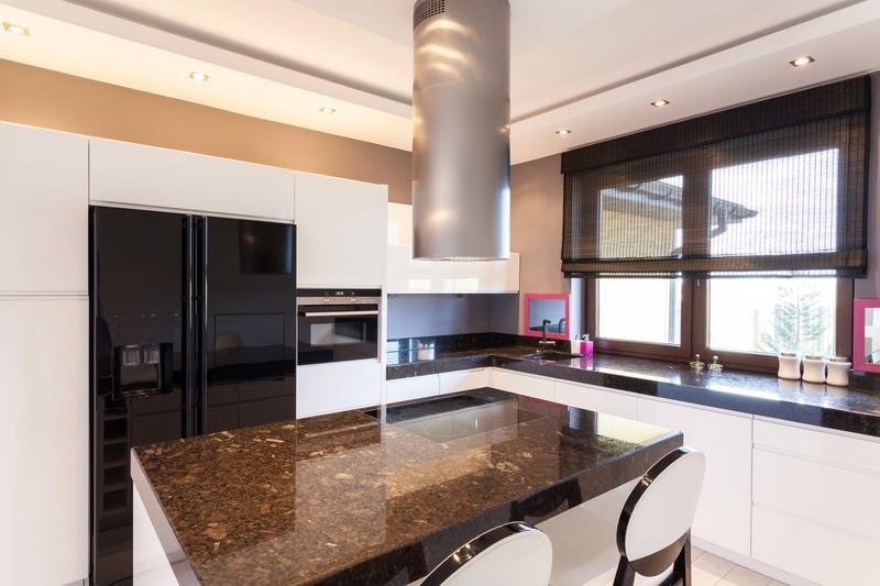 Types Of Countertop Material Pros And Cons : ... Countertops - Granite, Corian, Laminate, Marble - Pros And Cons