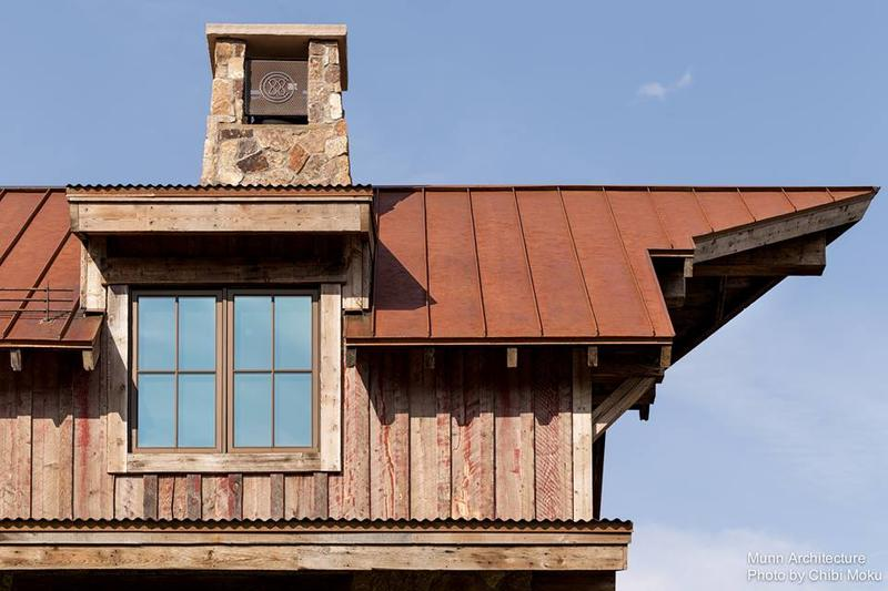 Munn Architecture  |  Camp 88  |  Winter Park, CO