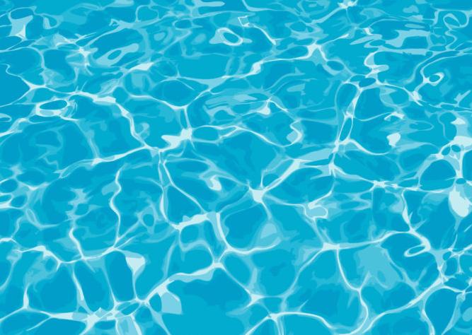 Pool I - Water Effect Vinyl Flooring