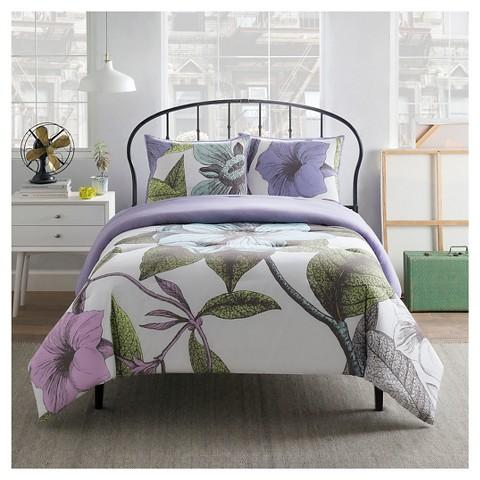Seedling By ThomasPaul® Botanical Comforter Set With Pillow Shams Cover For King, Queen or Full Size Bed