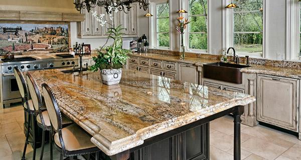 Artisan Granite for Kitchen and Bath | Atlanta Kitchen