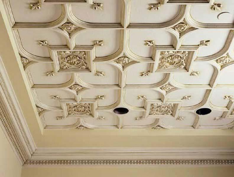 Plaster of paris contractor in delhi ncr interior designers for Wall ceiling pop designs