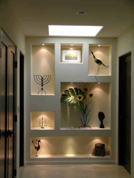 Wall Niches Design Tips Ideas