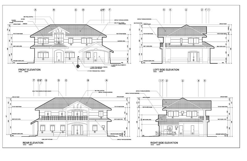 Residential CAD Drafting Services Sydney
