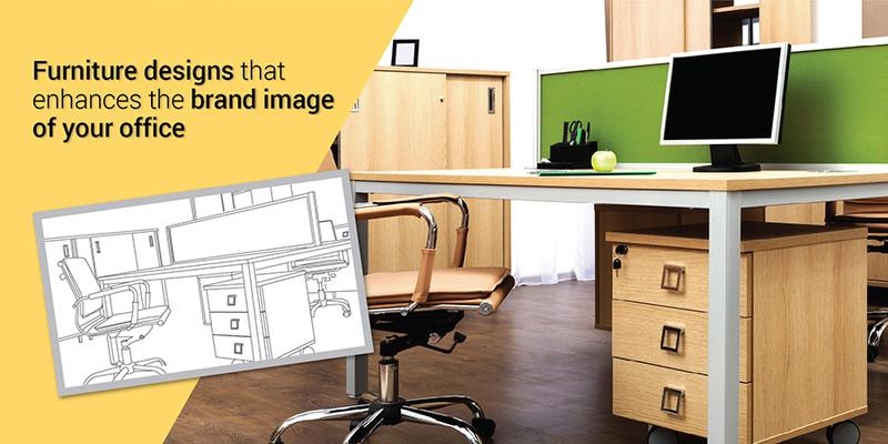 Furniture Designs that Enhances the Brand Image of your Offices