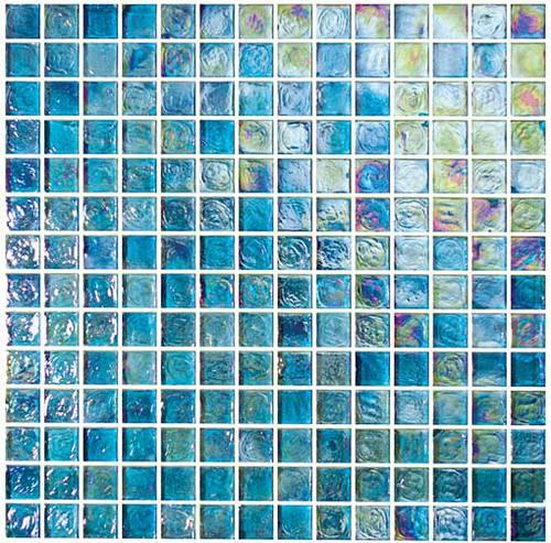 Reflections Pool Tile Excalibur glass mosaic series