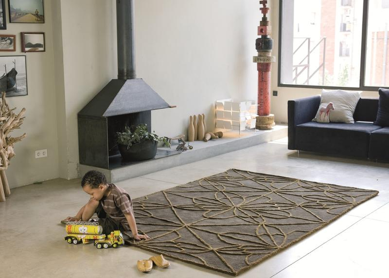 How To Choose The Perfect Rug For Your Family Home