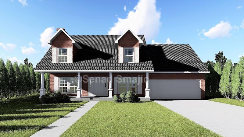 Floor Plans, design, 3D modeling and renders
