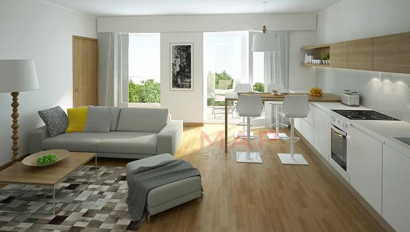 3D Interior rendering design