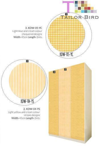 The Yellow Theme - Furniture Skin
