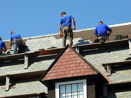 Roofing Contractors in Ann Arbor - What Do They Do?