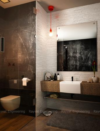 Bathroom Interior Design Rendering Services