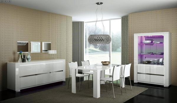 Exclusive Modern Dining Rooms