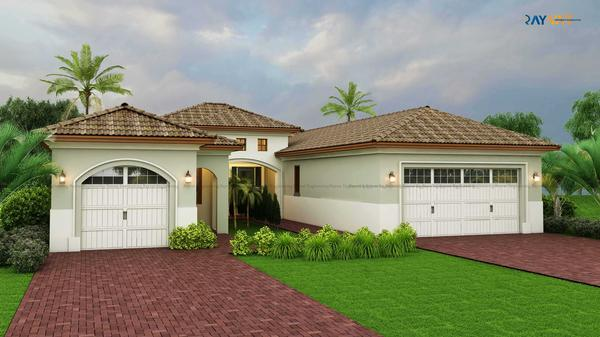Looking for Residential 3D Rendering Services?