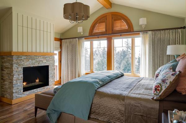Lively Master Bedroom