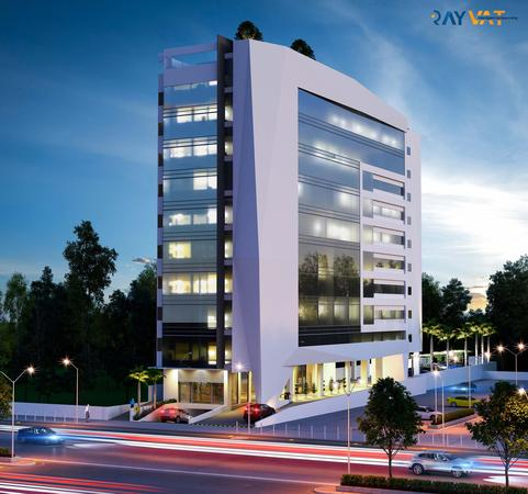 Exterior Rendering by Rayvat Engineering