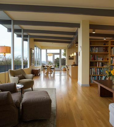 Rom Architecture & Karen Braitmayer | Mid-Century Modern | Seattle, WA