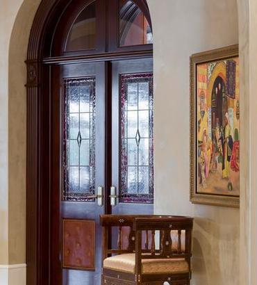 Mediterranean  Custom Home By Sims Luxury Builders | Paradise Point | Sugar Land, TX