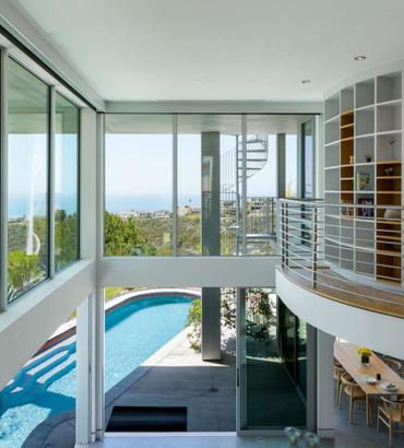 Dupuis Design | Open & Reflective Space | San Clemente, CA
