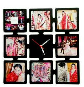 The Personalized Clock - Home Decor