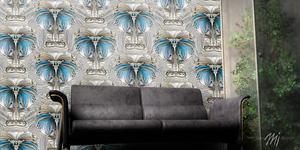 Wall coverings and mural prints tailored to your interior projects