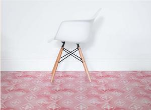 Zolin - Tie-Dye Pattern Vinyl Flooring