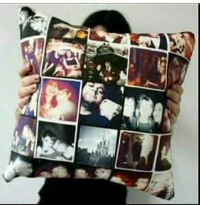 The Personalized Photo Cushion
