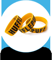 Custom Wristbands | Rubber Bracelets | MakeYourWristbands