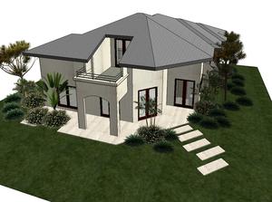 Residential Home Design Plans