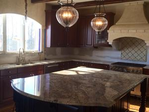 Granite Countertop Specials Package Price $42.00 per sq.ft.