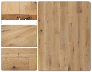 Jasper Hardwood - Brushed Oak Collection