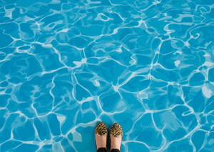 Pool I - Water Effect Vinyl Flooring