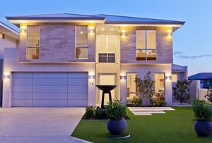 Custom Home Building Services - Luxury Homes Elegantly Crafted