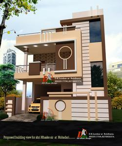 I WILL CREATE REALISTIC 3D RENDERING FOR HOME, BUNGALOWS, Villas