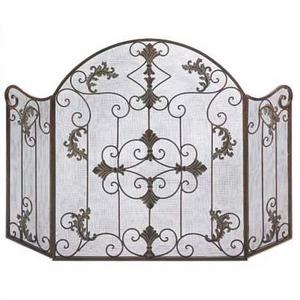 The Florentine Fireplace Screen
