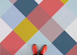 Carousel - Patchwork Kids Flooring