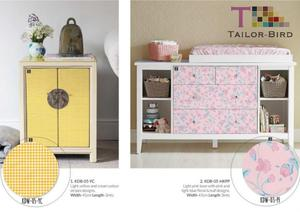 The Pink & Yellow - Furniture Skin