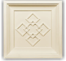 PU Crown Moldings For Architectural Ceilings Designs