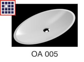 OPLAY WASH BASIN OA005