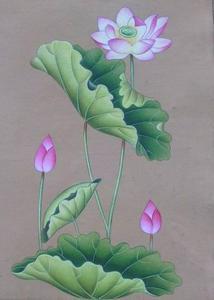 Flowers - Oil Paintings On Canvas